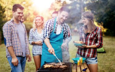 4 Popular Types Of Grills And Outdoor Cooking Setups
