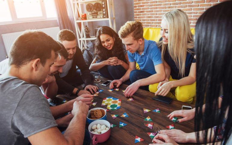 5 Interesting Board Games For Your Next Slumber Party