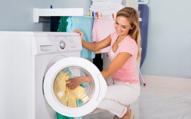 Here are some popular LG front loading washer and dryer sets
