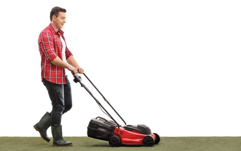 Tips to buy lawn mowers in lawnmower sale