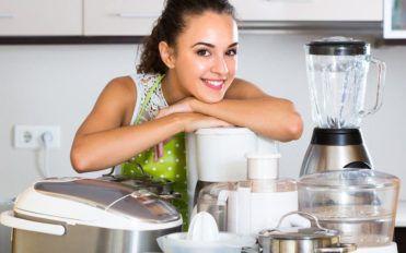 Tips to maintain kitchen appliances