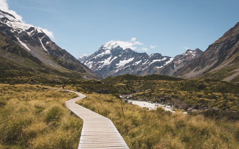 A travel guide to 5 Great Walks of New Zealand