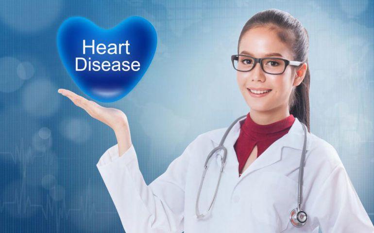 5 types of heart diseases