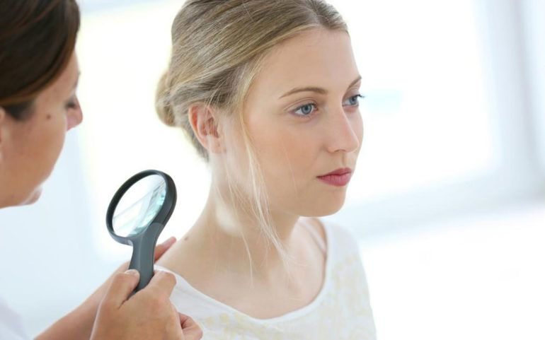 A few common treatment techniques of skin cancer