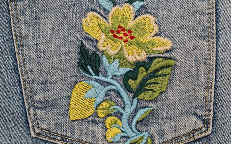 All you need to know about embroidered patches
