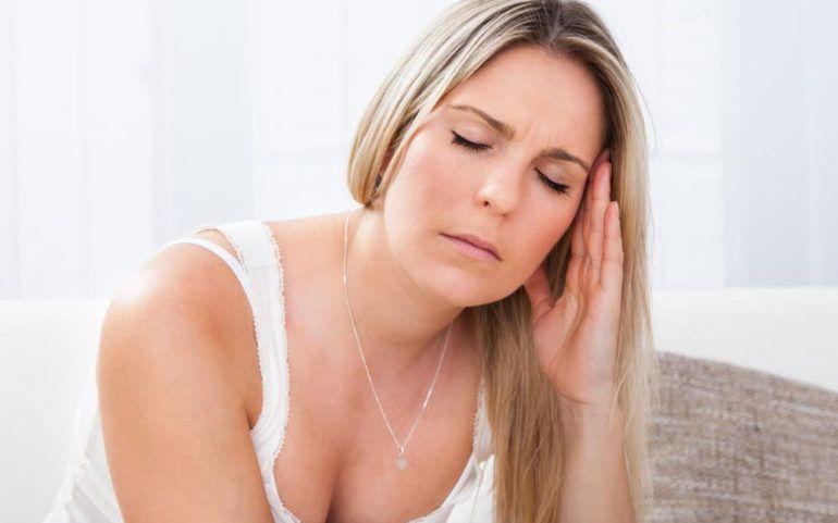 Common symptoms of migraine