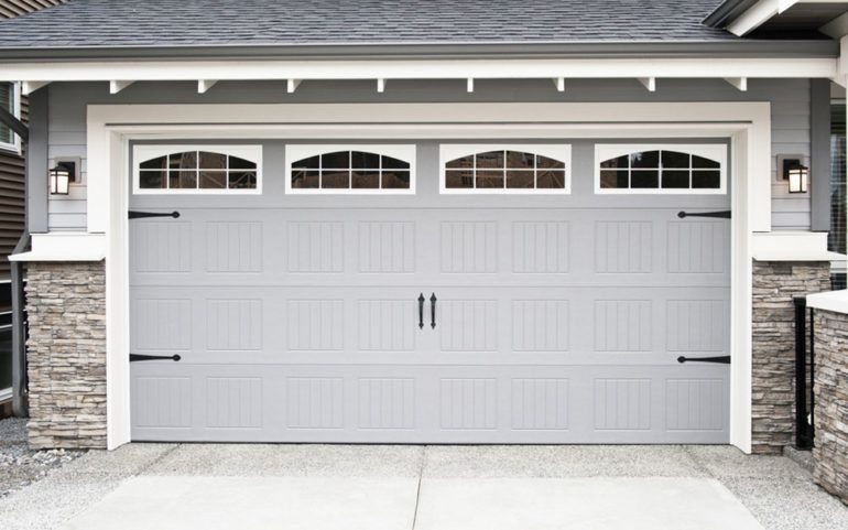 Different types of garage doors you need to know