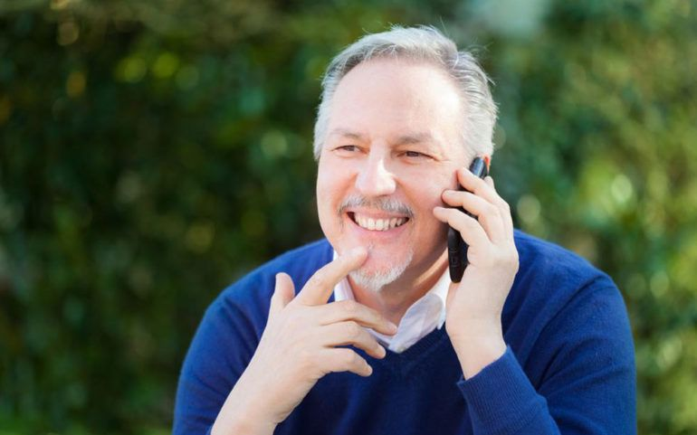 Five of the best senior cell phone plans
