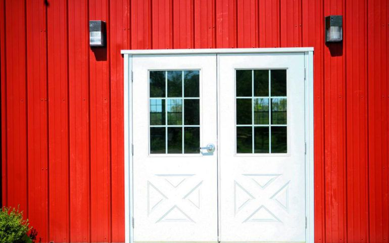 Tips to improve your exterior doors