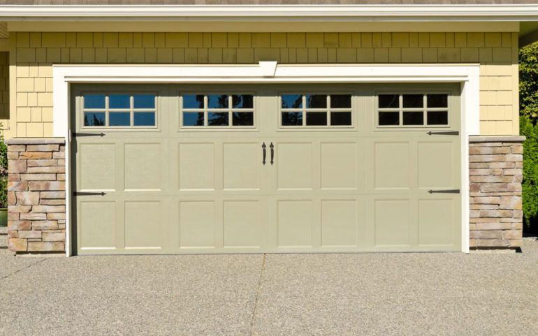 Tips to install garage door panels