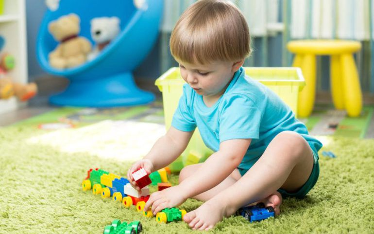 Toys and games for a well-rounded childhood
