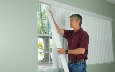 What are the different types of window blinds