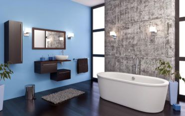 6 wall decor ideas for your bathroom