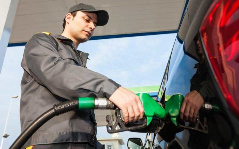 A Comparison of Gas Prices Across Five States