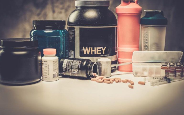 A history of protein supplements