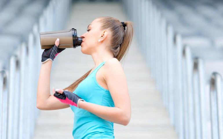 Are you drinking your protein shakes the right way