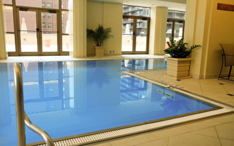 Benefits of an indoor swimming pool