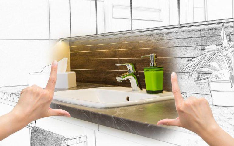 Budget friendly bathroom makeover tips