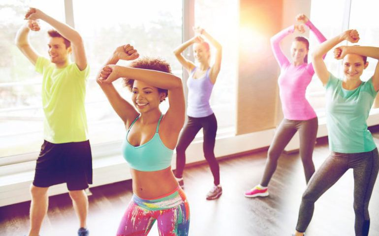 Burn your calories efficiently with Zumba