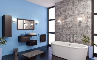 Design your bathroom with some special attributes