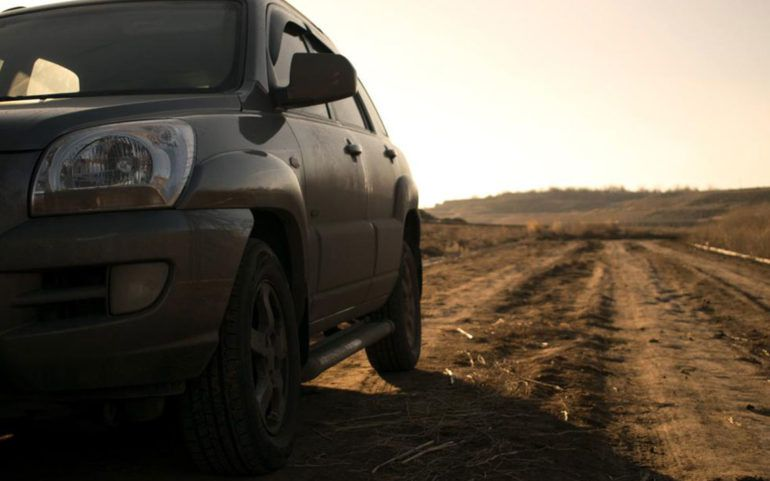 Difference in terminology between an SUV and a compact SUV