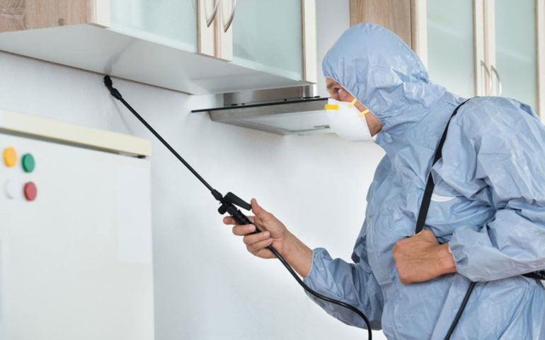Different types of pest control methods