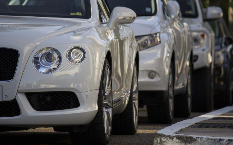 Eight popular 2017 luxury cars