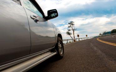 Enjoy a comfortable journey on a stylish midsize luxury sedan