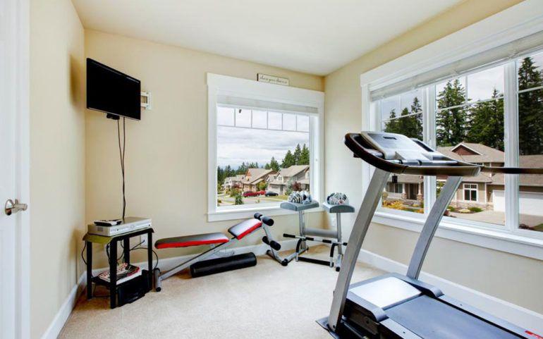 Essential equipment for a home gym