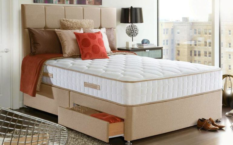 Features of best rated queen mattress