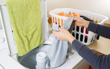 Features of top washers and dryers