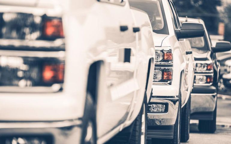 Generating Business with Diesel Pickup Trucks