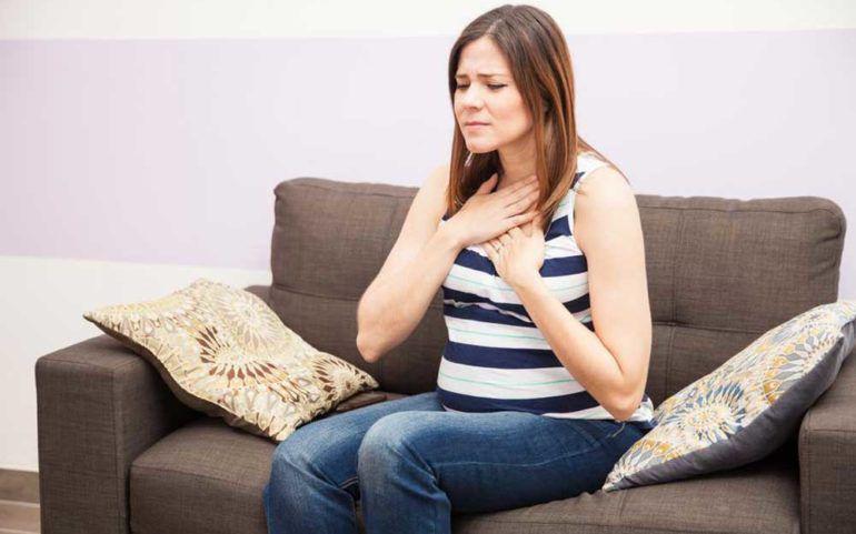 Heartburn – Symptoms and Home Remedies