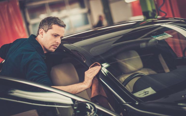 How To Maintain A Luxury Car
