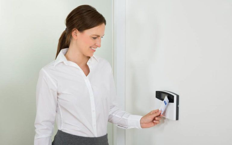 How important are alarm systems to a business