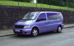 How to go about buying a used van
