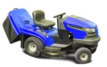 Introduction to riding lawn mower