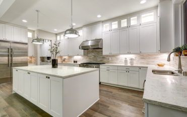 Kitchen Cabinets – Chic and Hassle-Free Storage Spaces