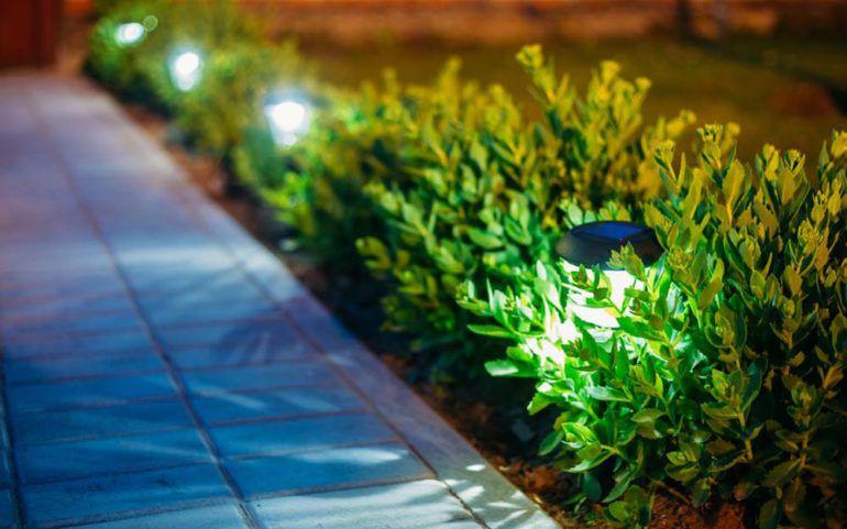Light fixtures for your garden