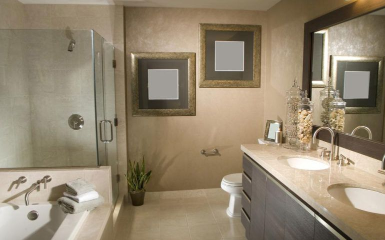 Luxurious and smart look is now possible in any type of bathrooms