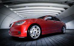 Luxury sedan, a class in itself