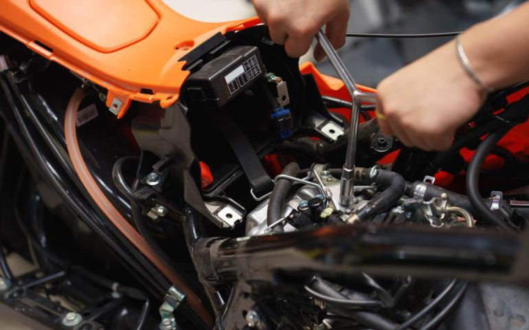 Maintenance guide to keep your motorcycle alive