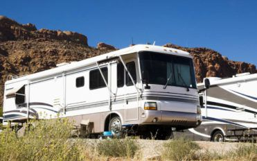 Negotiating a deal on used motorhomes