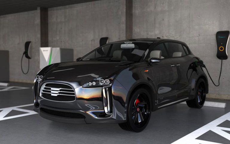 New electric crossover SUV's to arrive in 2020