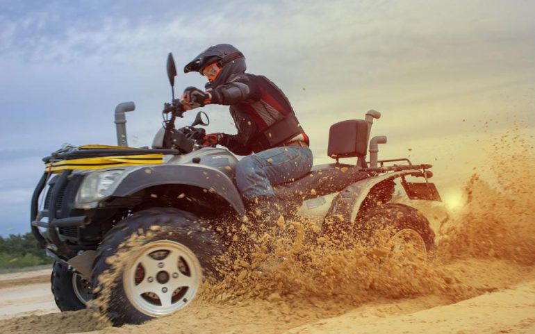 Off road the right way with these popular ATVs