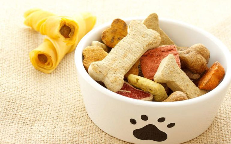 Popular and long lasting dog chew treats