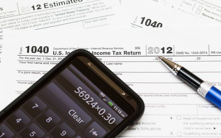 Procedure to get a tax ID number