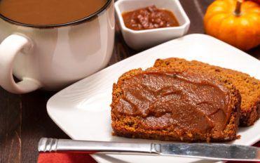 Pumpkin bread – a tasty snack
