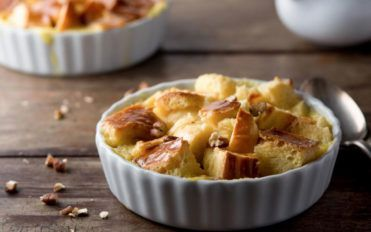 Quick and easy bread pudding recipes