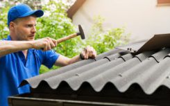 Safety points to consider before a roof installation